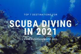 Scuba Diving Blog Post 7 Must Scuba Dive Destinations of 2021