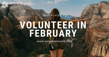 Blogpost feat image 2 Best Places to Volunteer in February [2021]