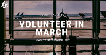 Blogpost feat image 2 Best Places to Volunteer in March [2021]