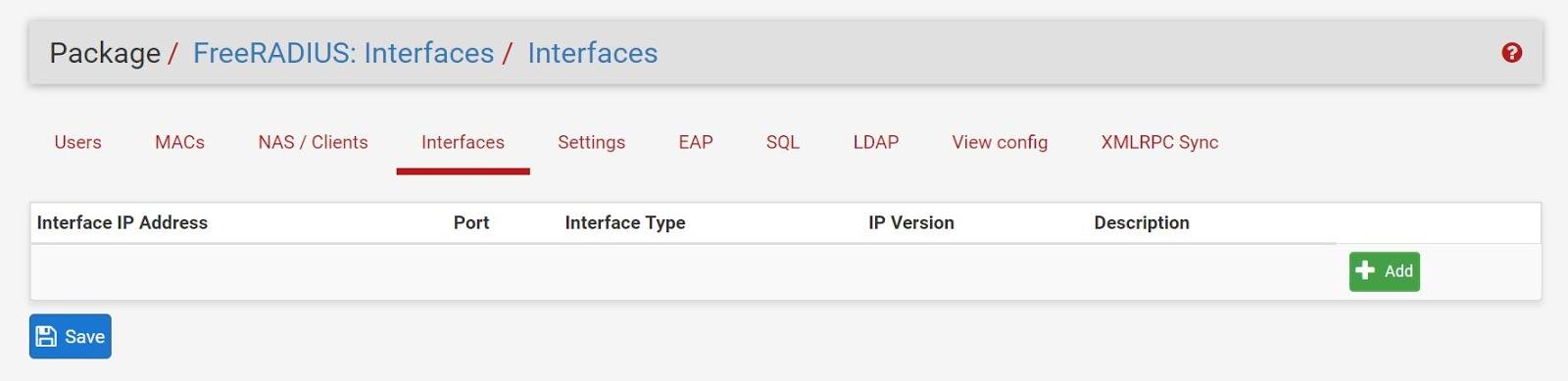 pfSense OpenVPN Setup with FreeRadius3 2fa Authentication