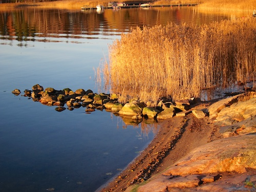 Autumn walk in Lauttasaari - October 2012 (1)