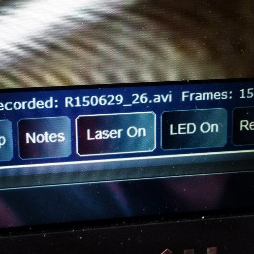 Our tools have a button labeled Laser On. If you don't get why that's cool, I don't think we can be friends.