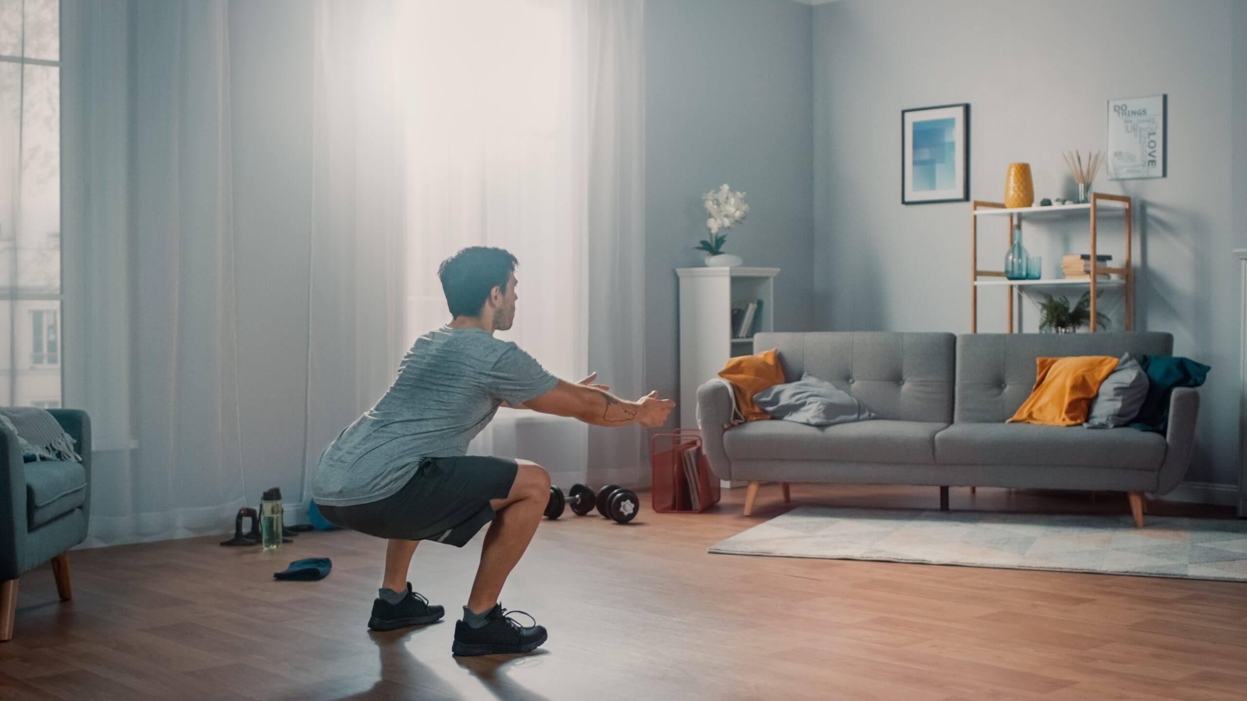 3 Olahraga Pembakar Lemak Yang Bisa Kamu Lakukan Dari Rumah