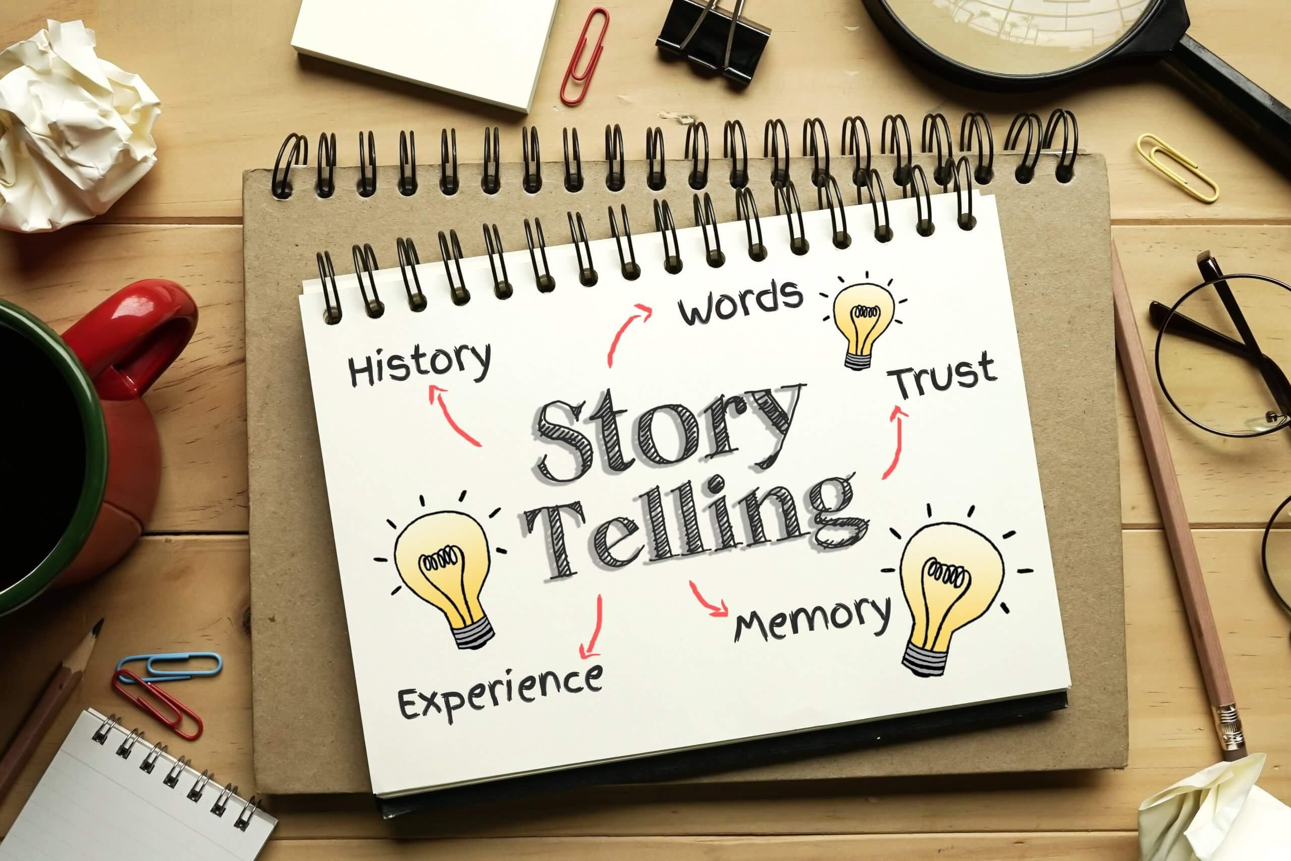 Langkah untuk Membuat Storytelling yang Memikat