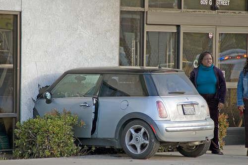 Car-Through-Wall