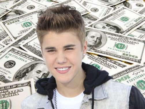 justin bieber cash