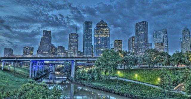 Houston Skyline dp