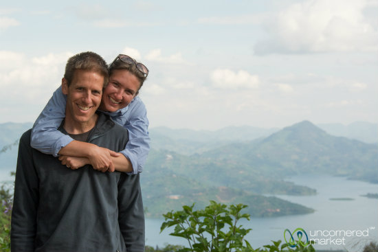 Dan-and-Audrey-near-Twin Lakes-Rwanda