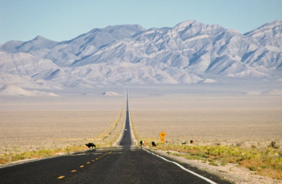 Nevada's Extraterrestrial Highway