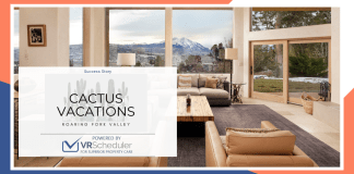 Cactus Vacations & VRScheduler