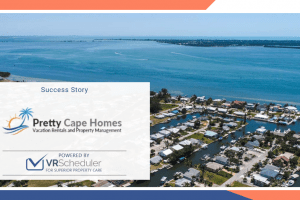 Pretty Cape Homes & VRScheduler