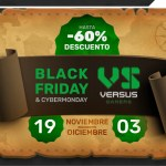 Black Friday 2020 Versus Gamers