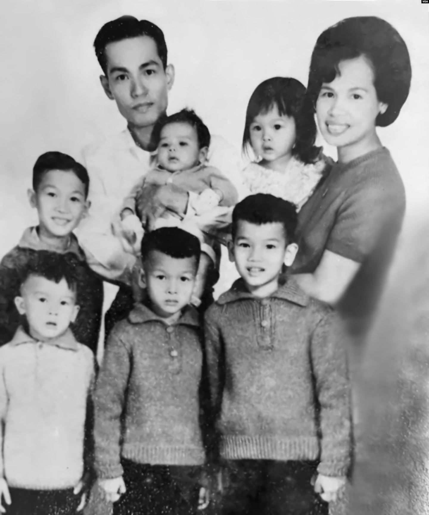 The family that was murdered
