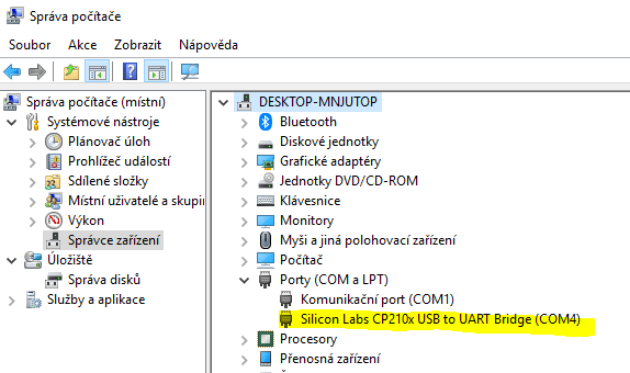 UART Driver Windows