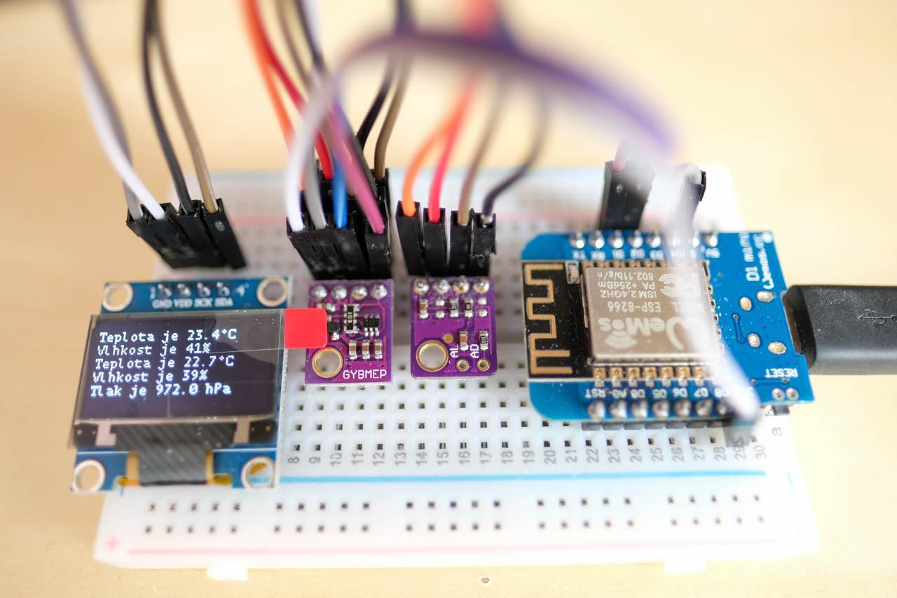 ESPHome - alternativní firmware pro ESP8266 a ESP32 - blog