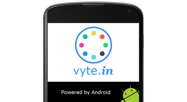 Android | How to add vyte.in to your homescreen