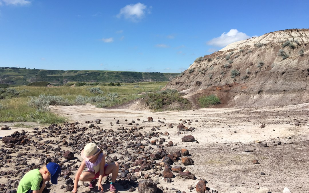 Family Travel: Kids in Drumheller | The Royal Tyrrell Museum