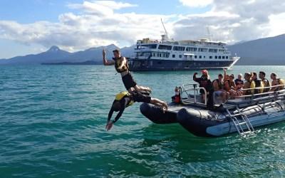 Explore Alaska on a Small Ship
