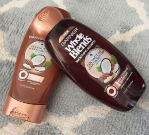 Gym Healthy Hair With Garnier Whole Blends