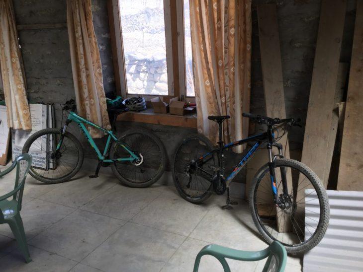 Trek Marlin 7 Bikes in Nepal