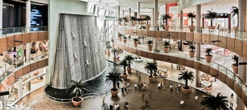 The Four Best Shopping Malls in Dubai