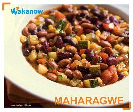 Kenya red beans