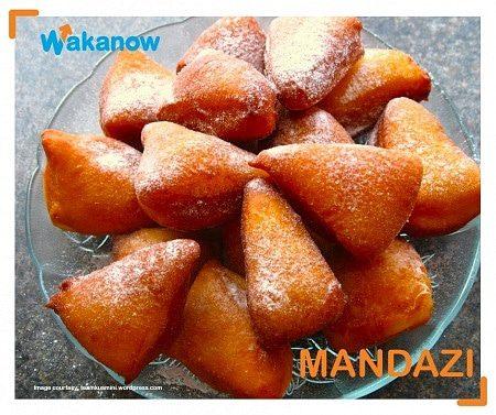 mandazi food