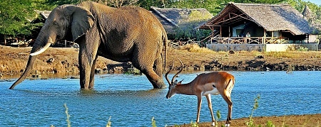 Top Christmas holiday in Africa