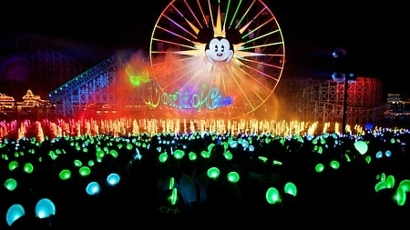 Disneyland California, Most popular places on Instagram, Most instagrammed places in the world