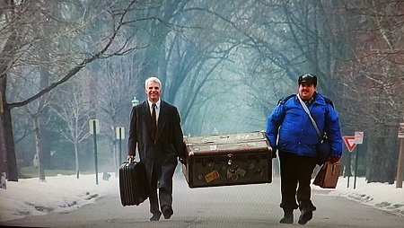 Travel movies, Planes, trains and automobiles