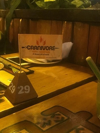 Carnivore Restaurant Review - A Beast of A Feast!
