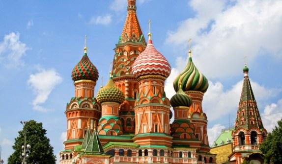 Russia structure dome