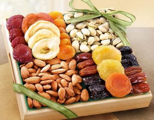 travel snacks nuts