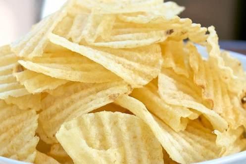 travel snack potato chips