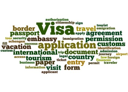 Schengen visa application