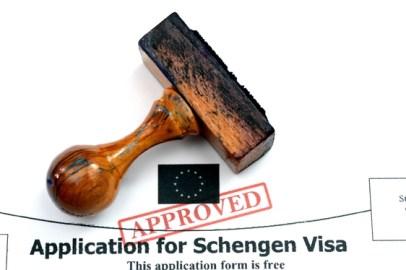 Schengen visa approved