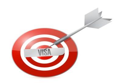 Schengen visa on point