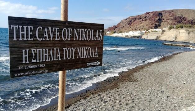 cave of Nikolas