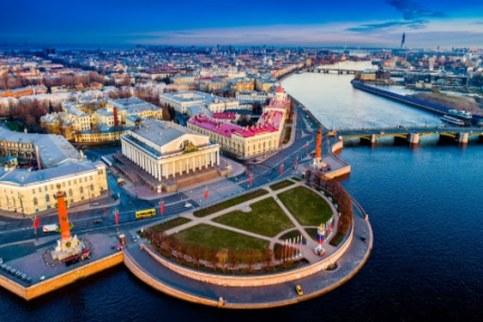 Saint Petersburg - Open-Air Museum