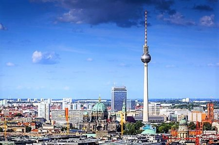 Germany tv tower