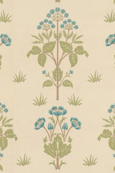 Meadow Sweet wallpaper by Morris & Co.