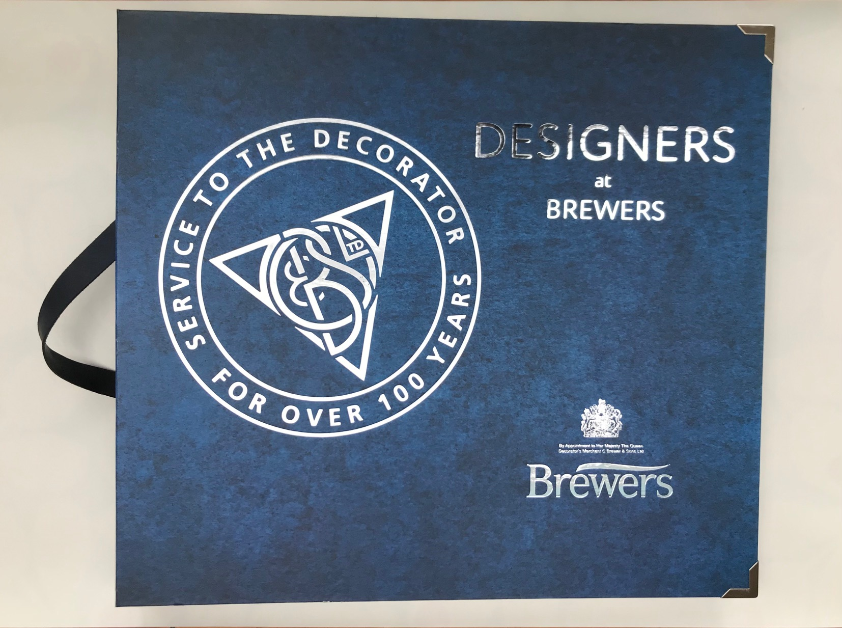 Wallpaper book club – Designers at Brewers