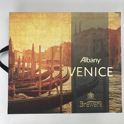 Albany Venice cover
