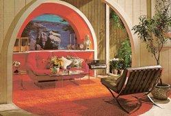 Interior Design 70s Style