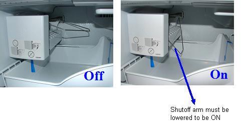 Refrigerator Icemaker