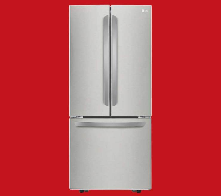 LG French-door Refrigerator