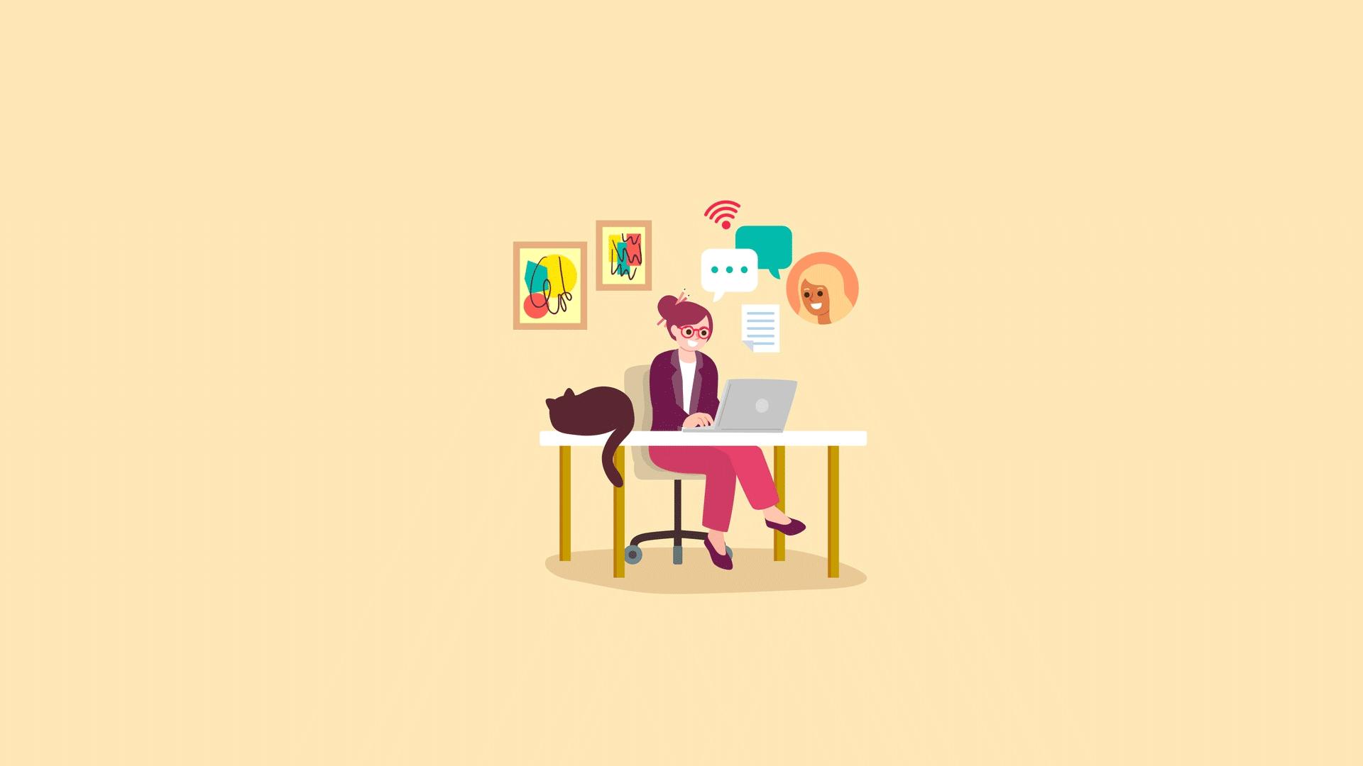 Cómo trabajar desde casa sin descuidar la gestión de tu agencia inmobiliaria