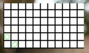 You can clone Al into the grids directly above and to the right of it.
