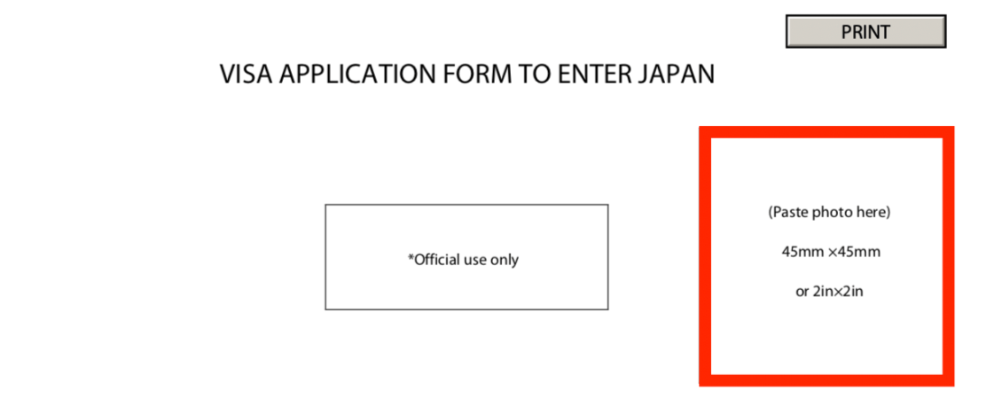 how-to-fill-up-japan-visa-application-form