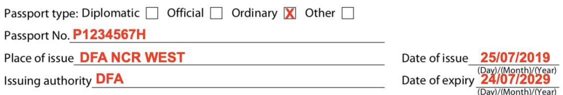 sample-japan-visa-application-form